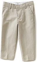 Class Club Little Boys 2T-7 Flat-Front Dress Pants