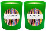 Qualitas Candles Grapefruit Candles (6.5 OZ) (Set of 2)