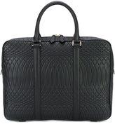 Paul Smith embossed laptop bag