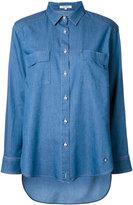 GUILD PRIME denim shirt - women - Cotton/Nylon/Cupro - 34