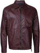 Lanvin biker jacket - men - Lamb Skin - 44