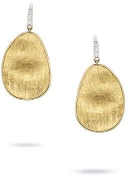 Marco Bicego Lunaria Drop Earrings with Diamonds