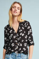 Maeve Emory Printed Buttondown