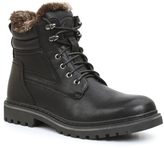 GBX Black Fleece-Lined Leather Boot
