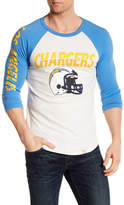 Junk Food Clothing Indianapolis Colts Raglan Tee