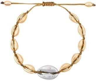 Puka Tohum Shell Bracelet