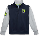 Tommy Hilfiger Matt Half-Zip Sweater, Big Boys (8-20)