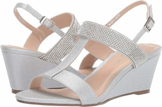 Paradox London Pink Women's Jacey Silver 8.5 M
