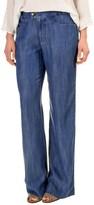 Foxcroft Solid TENCEL® Pants (For Women)