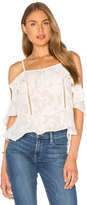 Lucy Paris Burnout Top