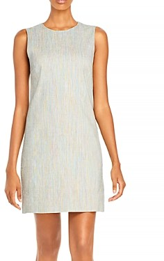 Theory Sleeveless Shift Dress