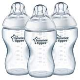 Tommee Tippee Closer To Nature Added Cereal Bottle 3pk 11oz