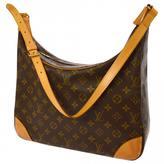 Louis Vuitton Boulogne cloth handbag