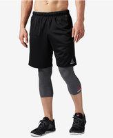 """Reebok Men's 9"""" Workout Ready Knit Shorts"""