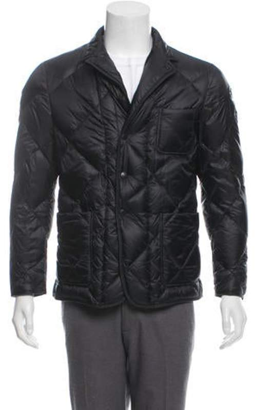 14ef1833c Norman Quilted Down Jacket black Norman Quilted Down Jacket