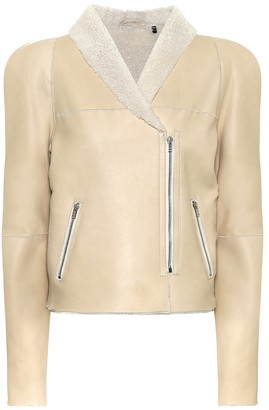 Isabel Marant Octavie leather jacket