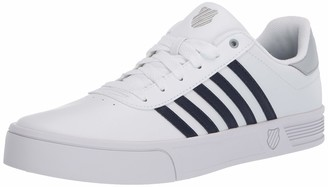 K-Swiss Men's Court Lite Stripes Sneaker