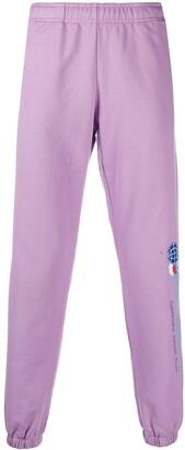 Paccbet Logo Print Sweat Pants
