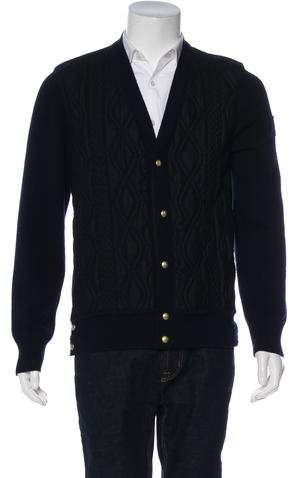 Moncler Maglione Tricot Cardigan