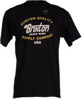 Brixton T-shirts - Item 37776665