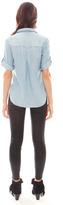 Singer22 Pullover Placket Shirt - by Bella Dahl