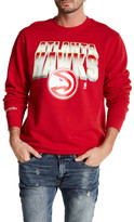 Mitchell & Ness NBA Hawks Crew Neck Pullover