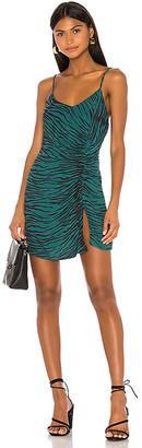 Capulet Sierra Ruched Mini Dress