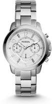 Fossil Gwynn Chronograph Stainless Steel Watch