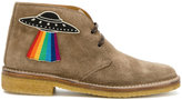 Gucci Ardesia boots - men - Leather/Suede/rubber - 6