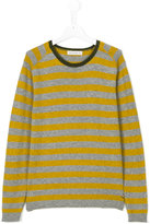 Manuel Ritz Kids striped sweater