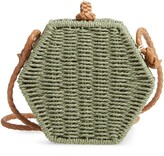 Thumbnail for your product : Mali & Lili Lexi Woven Crossbody Bag