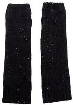 Tory Burch Sequin-Embellished Fingerless Gloves