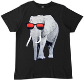 Micro Me Black Sunglasses Elephant Tee - Infant Toddler & Boys