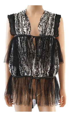 Anne Valerie Hash Silk Top for Women