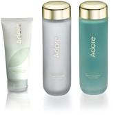 Adore Organic Skincare Essence Facial Essentials 3-Piece Set