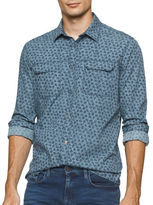 Calvin Klein Jeans Printed Sport Shirt
