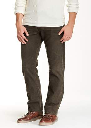 AG Jeans Graduate Tailored Straight Corduroy Pants