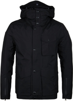 Cp Company Black T-mack Hooded Down Padded Jacket