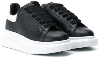 ALEXANDER MCQUEEN KIDS Chunky Sole Trainers