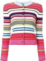 Paul Smith multi-stripe cardigan