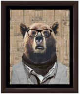 PTM Images Free Spirit Bear (Shadow Box Frame)
