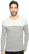 Alternative Eco Jersey Yarn-Dye Stripe El Capitan Long Sleeve