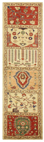 Bashian Rugs Mansehra Hand-Knotted Wool Runner