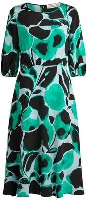 Diane von Furstenberg Bliss Midi Dress