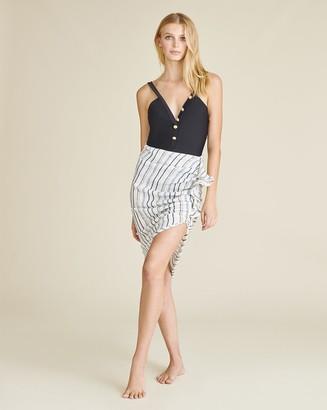 Veronica Beard Hazel Cover-Up Skirt