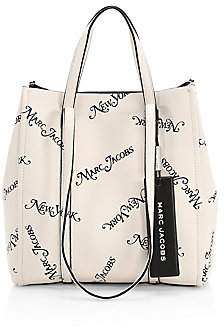 Marc Jacobs Women's New York® Magazine x The Tag Coated Leather Tote