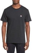 Fila USA Embroidered Box T-Shirt