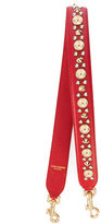 Dolce & Gabbana stud detail bag strap - women - Calf Leather - One Size