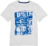 Buffalo David Bitton High Rise Bank Tee - Boys