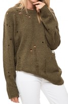 Raquel Allegra Oversize Pullover